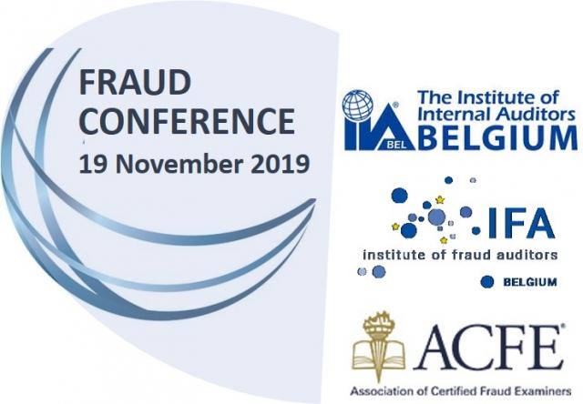 IIA IFA ECFA Fraud conference logo